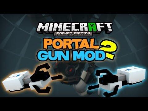 Download desno gun mod minecraft pe