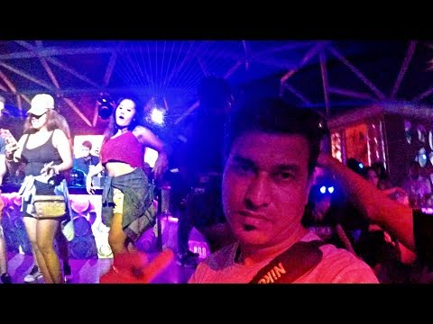 808 Nightclub in Pattaya Thailand   Best club on walking street HD