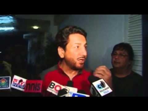 Gurdas Maan @ Chaar Sahibzade Movie Special Screening !