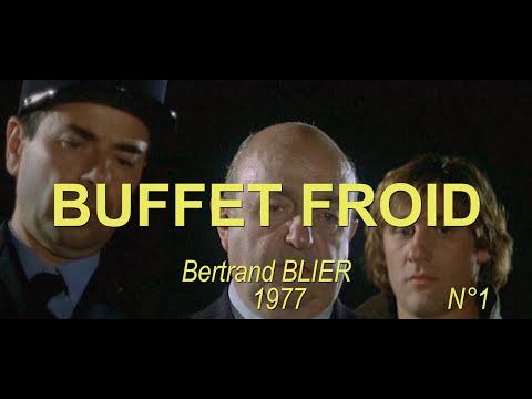 BUFFET FROID 1979 (Gérard DEPARDIEU, Bernard BLIER, Jean CARMET, Geneviève PAGE, Liliane ROVÈRE)