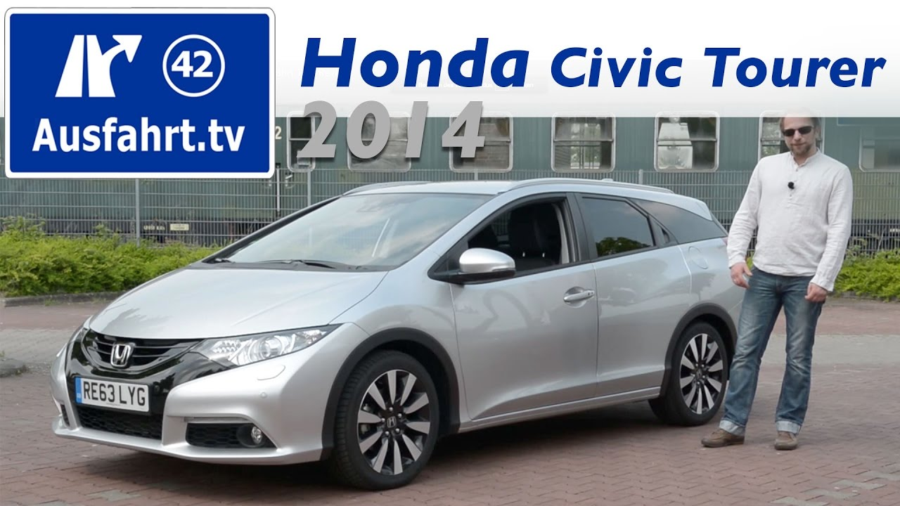 2014 honda civic tourer 1 6 i dtec fahrbericht der. Black Bedroom Furniture Sets. Home Design Ideas