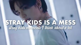stray kids moments i think about a lot