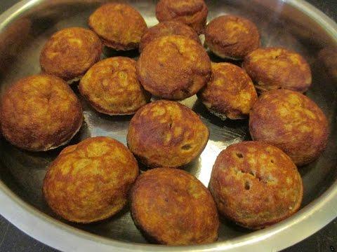 Sweet Appam or Wheat Appam or Godhumai Appam (in tamil)