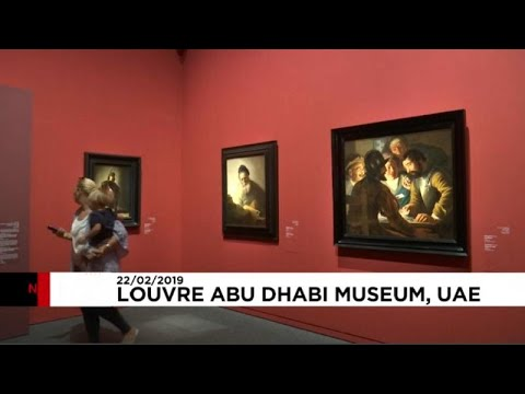 شاهد: معرض للوحات -العصر الذهبي الهولندي- في لوفر أبو ظبي…  - نشر قبل 11 ساعة