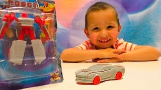 Машинки роботы трансформеры. Обзор игрушек трансформеров. Видео для детей