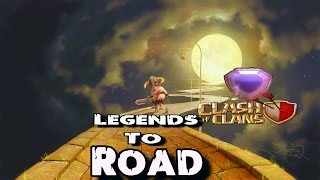 Road to Legends (Ep. 1) | Clash of Clans TH10 Legends Push | TH10 Push to Legends