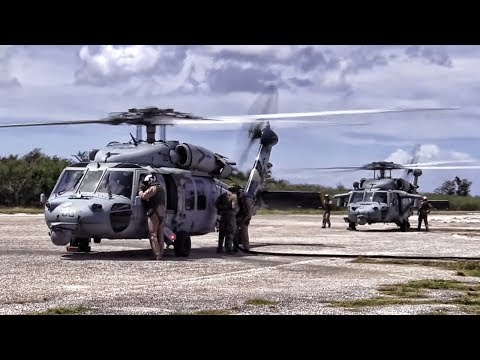 USAF Builds A Forward Refueling Point On Tinian Island