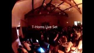 Live set T-Horns [On Organic Sound System]