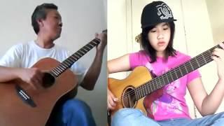 Hoa Học Trò - Song Tấu Guitar