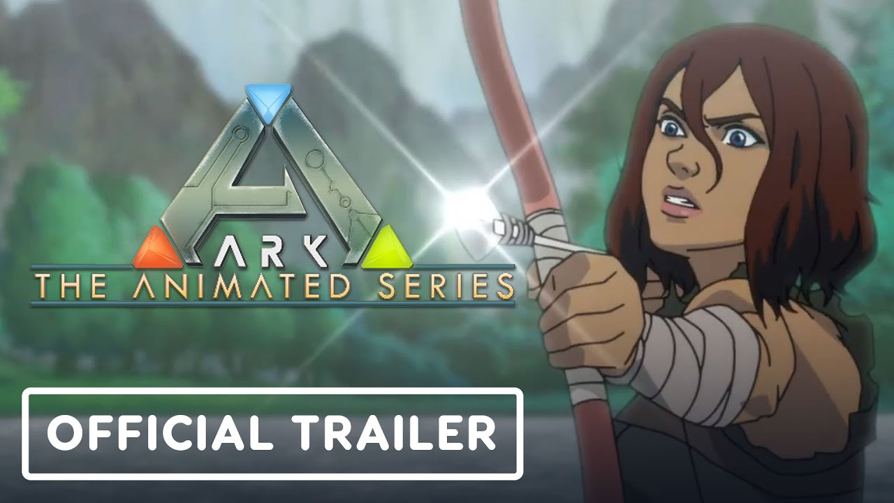 Download ARK: The Animated Series - Official Extended Cut Trailer (2022) Vin Diesel Elliot Page