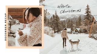White Christmas | December Recap