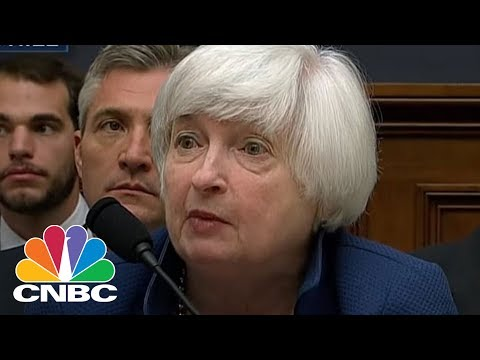 Janet Yellen: Congress Needs To Consider National Debt When Designing Fiscal Policy | CNBC
