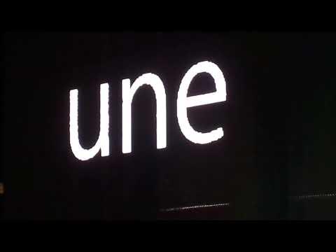 U2 - One - São Paulo 2017