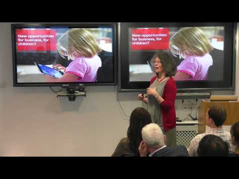 OII Colloquia: Privacy literacy, consent and vulnerable users: children and the GDPR