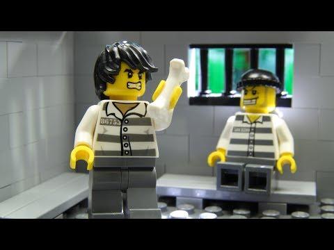 Lego Prison Break