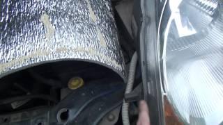 Nissan Note 1.6 ремень генератора