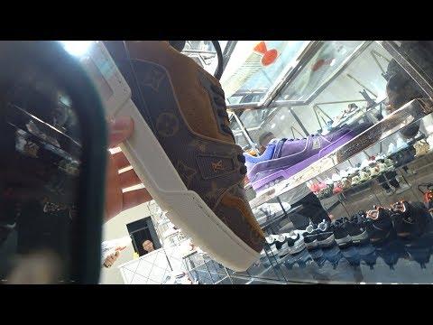 Обзор Рынок Брендовой Обуви в Китае. Руслан Ким