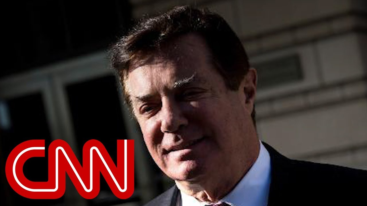 Paul Manafort sent to jail, pending trial