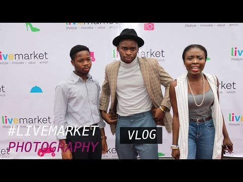 Livemarket Event In Lagos : PHOTOGRAPHY EDITION - TheFisayo