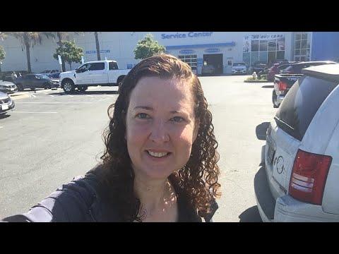At Honda Dealership