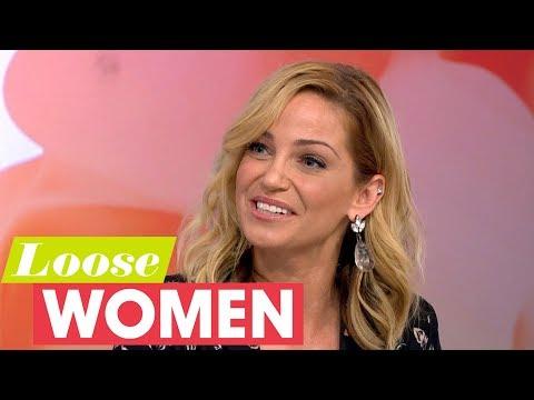 CBB Winner Sarah Harding is Still Getting Used to Normal Life Again | Loose Women