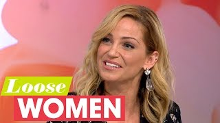 cbb winner sarah harding is still getting used to normal life again   loose women