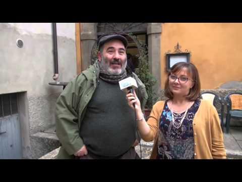 Disegnatori In Cammino Alta Val Taro Interviste 10 10 2015