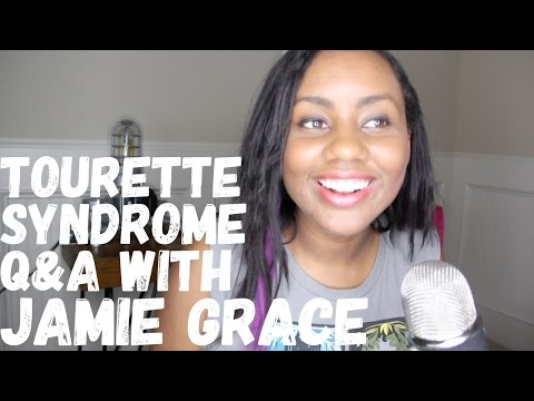 Ep. 5 Tourette Syndrome Q&A with Jamie Grace | #FighterFridays | ImaFighter.org