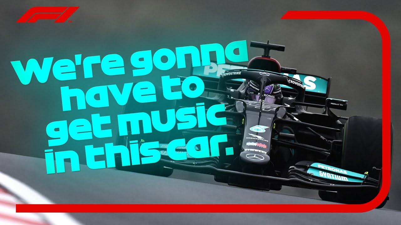 Download Kimi's Drink Saga Returns, Sainz's Surprise And The Best Of Team Radio! | 2021 Turkish Grand Prix
