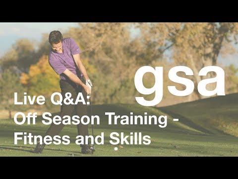 Live Q&A: Off Season Training - Fitness and Skills