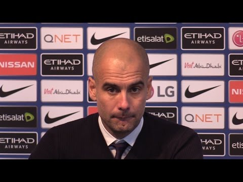 Manchester City 1-1 Everton - Pep Guardiola Full Post Match Press Conference