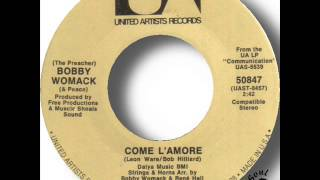 Bobby Womack   Come L'Amore