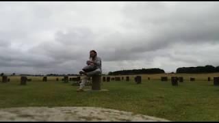 Powerfull Sound Healing /Hang Drum- Ori in Wood Hendge