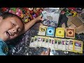 Playing Game Of Switch With Guardians Rising Booster Box! POKEMON CARDS Battle! Most FUN Game! Pt1