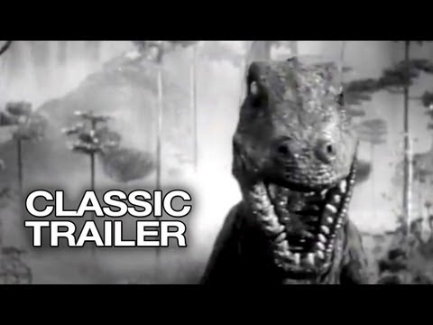 The Land Unknown Official Trailer #1 - Henry Brandon Movie (1957) HD