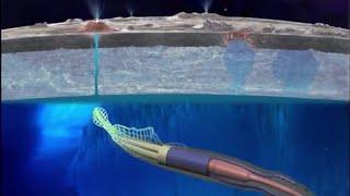 NASA Bio Inspired Soft Robotic Fish Rover for Europa Ocean Exploration