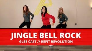 "Baixar ""Jingle Bell Rock"" || Glee Cast || Dance Fitness Choreography || REFIT® Revolution"