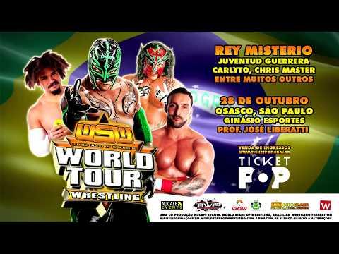 WSW WORLD TOUR: Brasil
