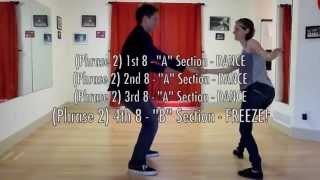 Learn to Swing Dance Lindy Hop | Level 3 Lesson 9 (Musicality) | Shauna Marble | Lindy Ladder