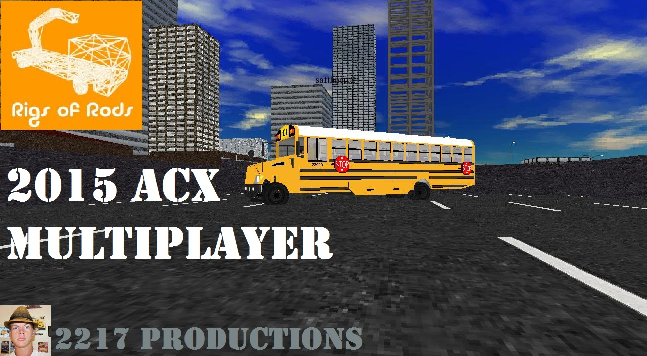 2015 acx multiplayer rigs of rods youtube