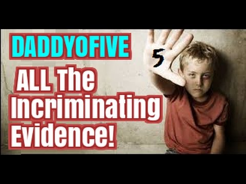 Thumbnail: ALL The Incriminating Evidence of DaddyOFive
