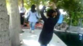Persian girls Dancing ( 13 Bedar ) iranian girl