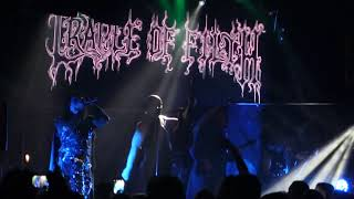 Download lagu Cradle of Filth Cruelty and the Beast Live concert MP3
