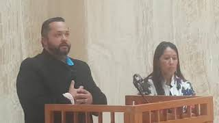 INDIAN DAY – NM STATE LEGISLATURE  2019- Closing remarks - Lynn Trujillo