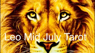 ~Leo~ YOUR INTUITION WAS RIGHT 😱, FINALLY THE TRUTH CAME OUT 😮 July 15-30th Tarot