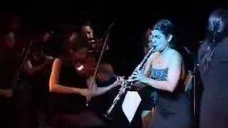 W.A. Mozart Concert for clarinet, 2.nd mov