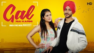 Gal Nai Karni Navjeet Free MP3 Song Download 320 Kbps