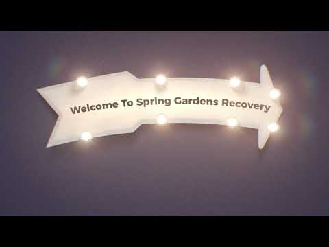 Spring Gardens Recovery Addiction Treatment Center in Spring Hill, FL