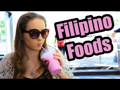 BRITISH GIRL EATS FILIPINO STREET FOOD #2 (Sophie's Journey)