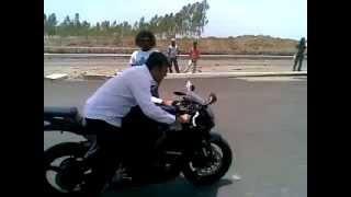 ajith mass bike drive
